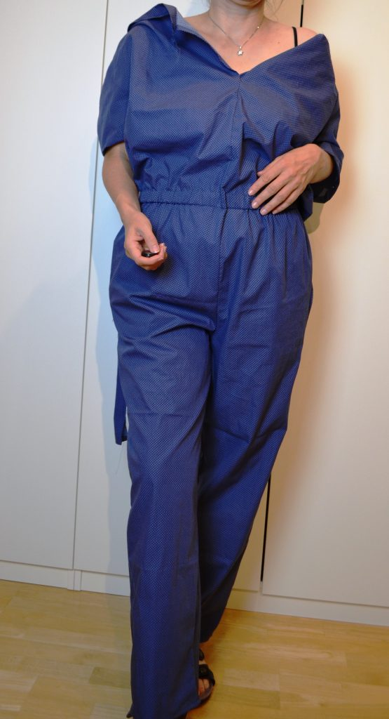 Jumpsuit Inspiration Bernina